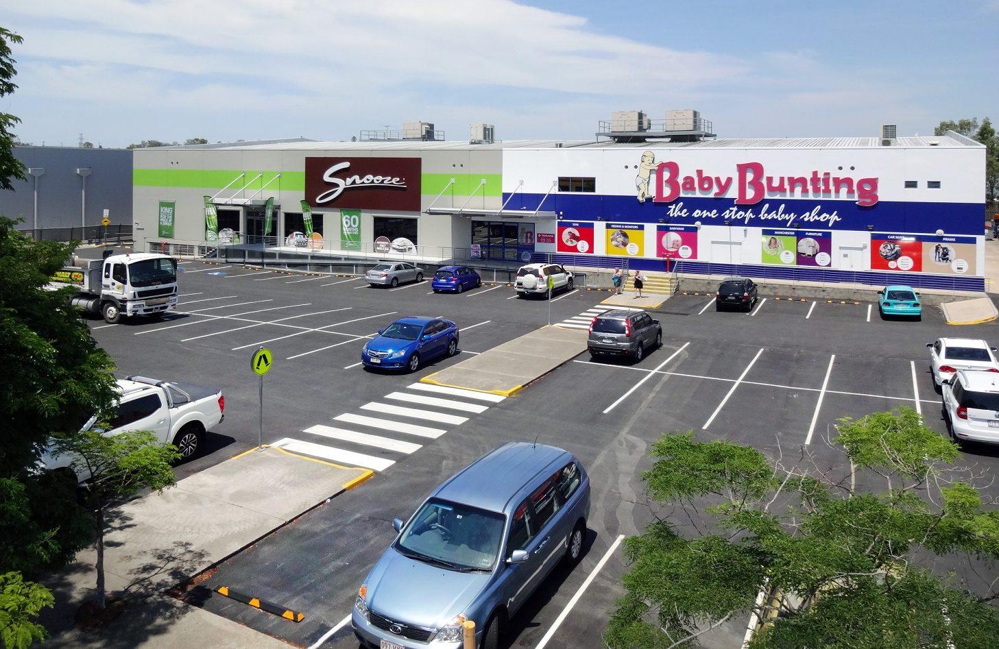 Large Format Retail Property