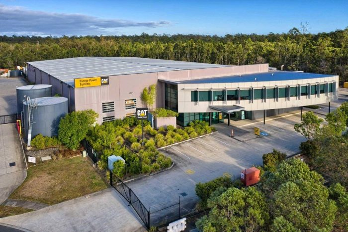 industrial property investment