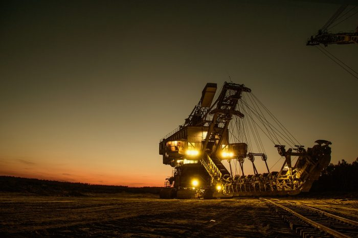 How mining impacts commercial property.