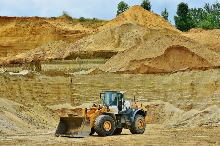 Mining and commercial property