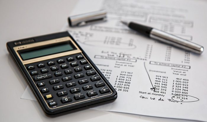 calculating cgt on commercial property investment