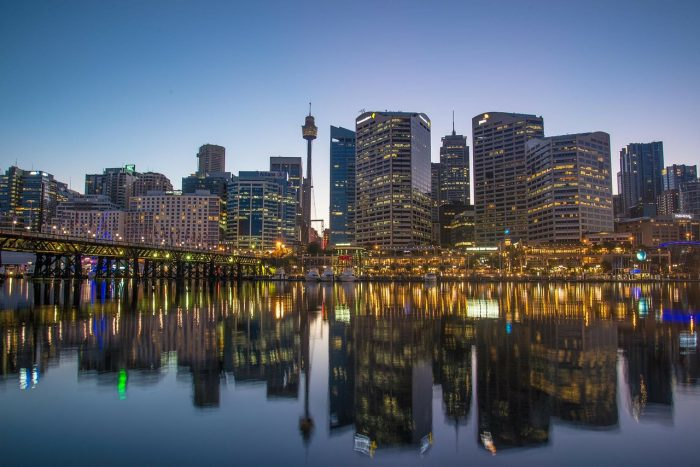 sydney office investment