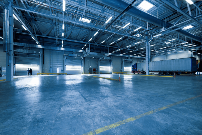 logistics real estate investment