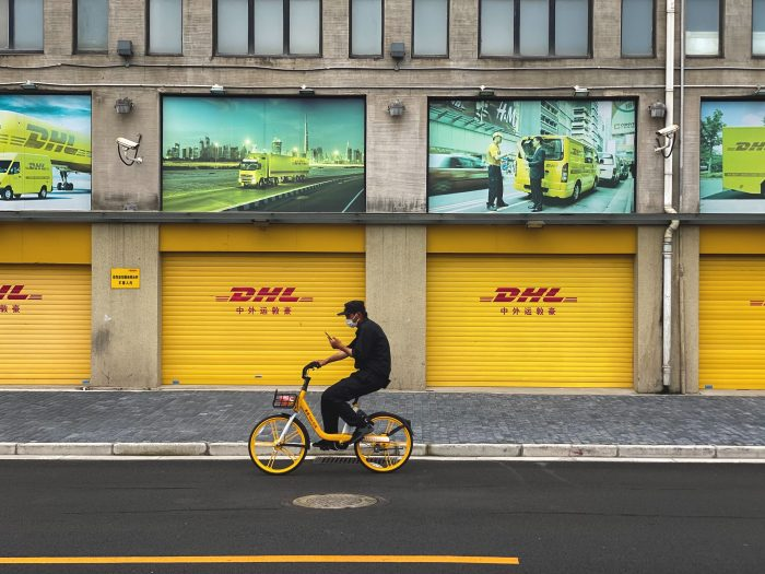 dhl cold storage investment